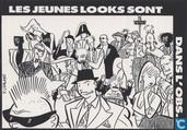 Postcards - Chaland, Yves - Les jeunes looks sont dans l'obs...