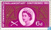 Postage Stamps - Great Britain [GBR] - British Commonwealth Conference