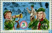 Postage Stamps - Jersey - Youth Organizations