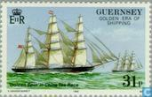 Timbres-poste - Guernesey - Âge d'or Maritime