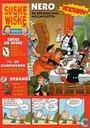Strips - Suske en Wiske weekblad (tijdschrift) - 2001 nummer  35