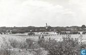 Landschap met Zwiepse molen