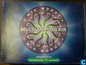 Board games - Weekend Miljonairs - Wie wordt Multi Miljonair