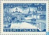 Postzegels - Finland - 300 jaar Kristiinankaupunki