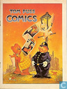 Strips - Bommel en Tom Poes - Tom Puss Comics