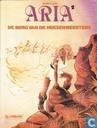 Strips - Aria [Weyland] - De berg van de heksenmeesters