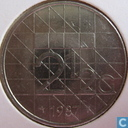 Coins - the Netherlands - Netherlands 2½ gulden 1987
