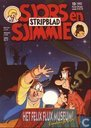 Strips - Sjors en Sjimmie Stripblad (tijdschrift) - Nummer  12
