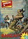 Bandes dessinées - Oorlog - Banzai!