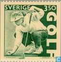 Postage Stamps - Sweden [SWE] - 350 green