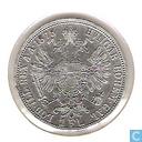 Monnaies - Autriche - Autriche 1 florin 1878
