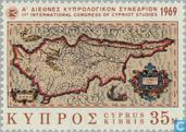 Postzegels - Cyprus [CYP] - Int. Congres Cypriotische studies