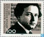 Postage Stamps - Germany, Federal Republic [DEU] - Honegger, Arthur 100 years