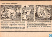 Strips - Bommel en Tom Poes - Tom Poes en de Hopsa's