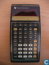 Outils de calcul - Texas Instruments - TI Programmable 58 Solid State Software