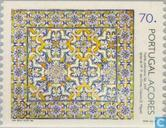 Postage Stamps - Azores - Tiles