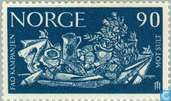 Postage Stamps - Norway - Anti-hunger