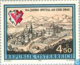 Postage Stamps - Austria [AUT] - Spittal 800 years
