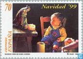 Briefmarken - Spanien [ESP] - Weihnachten