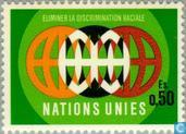 Postage Stamps - United Nations - Geneva - Year for Action to Combat Racism