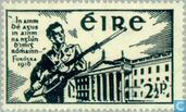 Postage Stamps - Ireland - Easter Rising 25 years