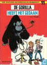 Strips - Robbedoes en Kwabbernoot - De gorilla heeft het gedaan