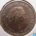 Coins - the Netherlands - Netherlands 1 cent 1956