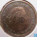 Munten - Nederland - Nederland 1 cent 1956