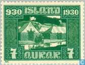 Timbres-poste - Islande - Allthings