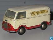 Model cars - Tekno - Ford Taunus 'Brinkers'