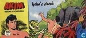 Comic Books - Akim - Yoko's streek