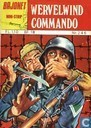 Comic Books - Bajonet - Wervelwind commando