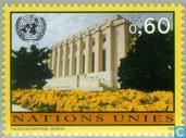 Postzegels - Verenigde Naties - Genève - Symbolen U.N.O.