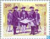 Postage Stamps - Norway - 360 violet