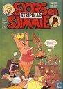 Strips - Sjors en Sjimmie Stripblad (tijdschrift) - Nummer  16
