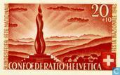 Postage Stamps - Switzerland [CHE] - Memorial