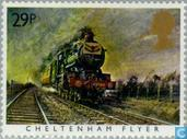 Timbres-poste - Grande-Bretagne [GBR] - Chemins de fer