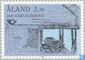Postage Stamps - Åland Islands [ALA] - Norden-tourist attractions