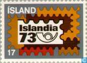ISLANDIA Stamp Exhibition