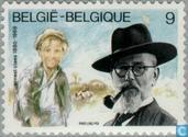 Timbres-poste - Belgique [BEL] - Ernest Claes