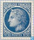 Timbres-poste - France [FRA] - Cérès