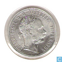 Coins - Austria - Austria 1 florin 1878