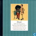 Zwart - Het beeld van de zwarte mens in de Nederlandse illustratiekunst 1880-1980