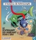 Le Schtroumpf qui marchait sous L'eau