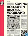 Koning Hollewijn bezoekt Voorland