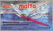 Timbres-poste - Malte - Europe – L'eau, richesse naturelle