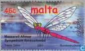 Postzegels - Malta - Europa – Water, natuurlijke rijkdom