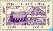 Postage Stamps - Thule - 30 Violet