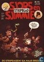 Strips - Sjors en Sjimmie Stripblad (tijdschrift) - Nummer  21