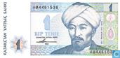 Kazachstan 1 Tenge